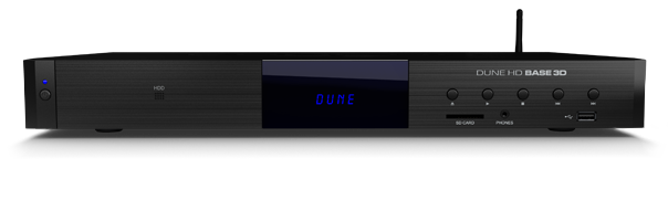 Đầu phát HD Dune HD Base 3D New model 2014